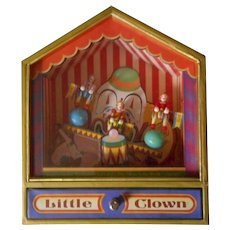 Koji Murai Vintage Clown Museum Music/ Jewelry Box