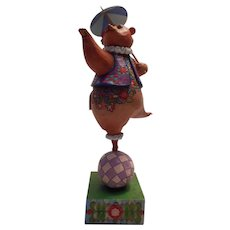 Jim Shore Circus Bear