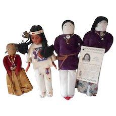 Navajo Handmade Dolls