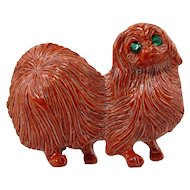 Pekingese Dog Brooch ~ So Sassy! ~ Gerry's