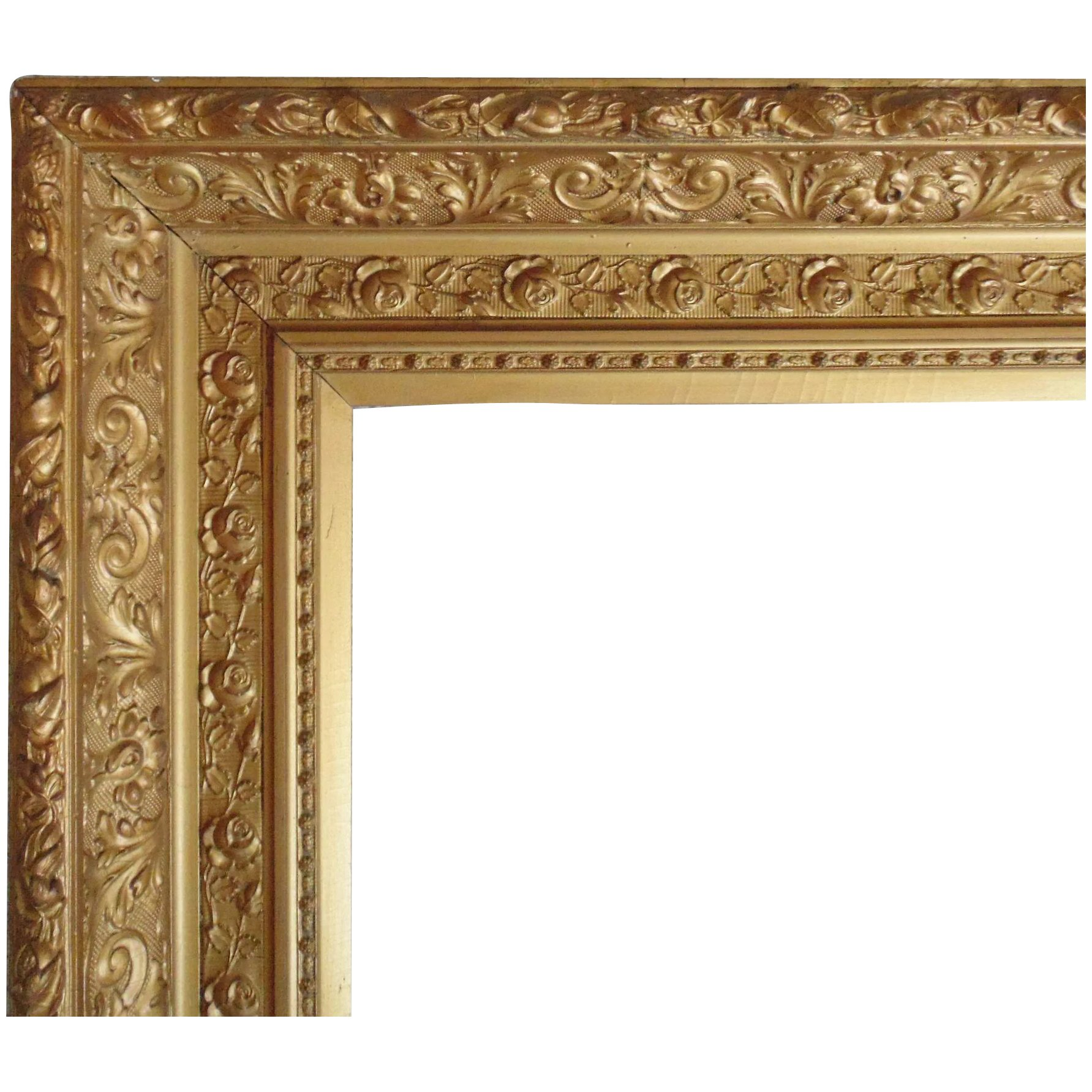 Contemporary Gilt Frame Restoration Frieze - Picture Frame Ideas ...