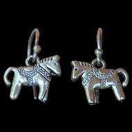 Little Pony Non-Toxic Zinc Earrings