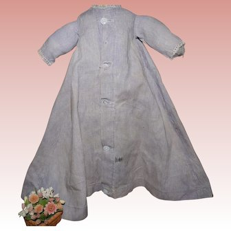 Antique dress for a china