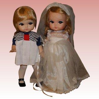 Vintage Joy Royal twins