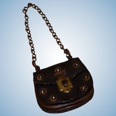 Antique French Fashion purse