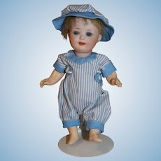 Antique German Heubach toddler