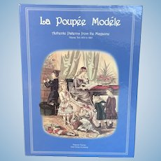 La Poupee Modele second volume patterns 1876-1885