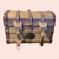 Antique Chocolate box trunk,  bonbonniere