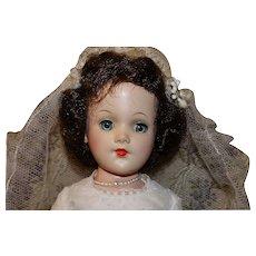 Vintage Mary Hoyer Bride