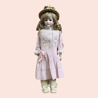 Antique Simon and Halbig 12 inch doll