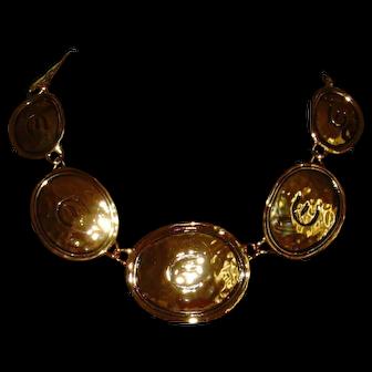 Elizabeth Taylor Coastal Necklace