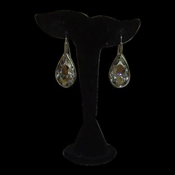 Kenneth Cole Headlight Pierced Dangle Earrings