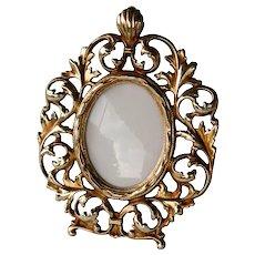 Ornate Gilt Picture Frame