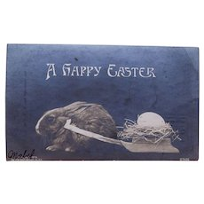 Easter postcard Rotograph,1906