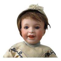 "SFBJ 236 - 12 1/2"", toddler, perfect bisque"