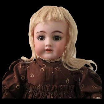 "Heinrich Handwerck girl -14"", from the attic, all original"