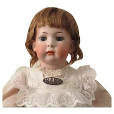 """Kley and Hahn 169 toddler- 17"""", perfect bisque"""
