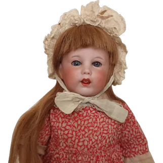 """SFBJ 251 character girl - 13"""", perfect bisque, toddler"""