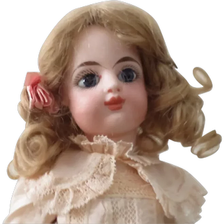 """Eden Bebe -  13 1/2"""", closed mouth, perfect bisque"""