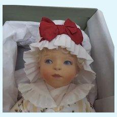 "R. John Wright Martha Washington - 11"", mint in box"