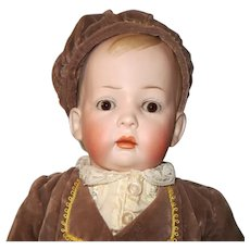 """Kley and Hahn 166 toddler - 18"""", perfect bisque"""