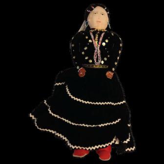 Navajo doll