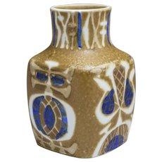 Royal Copenhagen Baca Line Small Vase Designed by Nils Thorsson