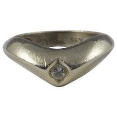 Denmark Gold & Silver Design Sterling Silver Ring
