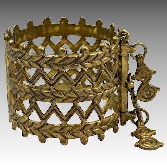 Kalevala Koru Vintage Bronze Merjalainen Bracelet