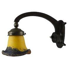 Art Deco Style  /Jugenstil Wall Lamp
