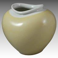KPM Denmark Round Porcelain Vase