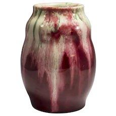 Michael Andersen & Son Denmark Dania Series Vase w/Running Glaze