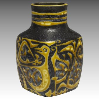 Aluminia Nils Thorsson Short Baca Vase