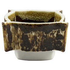 Yamasan Ceramic Ikebana Bowl