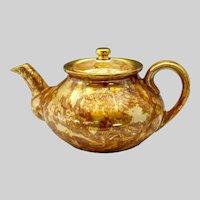 Arabia of Finland Lusterware Teapot