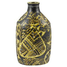 Royal Copenhagen Nils Thorsson Baca Bottle Vase