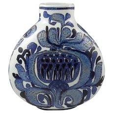 Royal Copenhagen Tenera Faience Vase