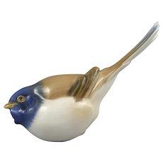 "Bing & Grondahl Bird Figurine Titmouse   Optimist"""