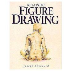 Realistic Figure Drawing Book