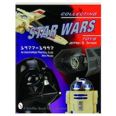 STAR WARS Collectible Toys 1977-1997