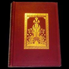 Owens Jones Grammaire de L'Ornement  Illustrée d'Exemples Pris de Divers Styles d'Ornement 1910