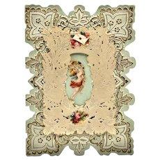 Victorian Layered Valentine