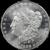 Rare 1898-0 Morgan $1 Graded GEM+ PL