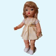 Vintage Terri Lee in Tagged dress