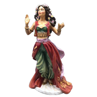 Royal Doulton Scheherazade Fabled Beauties Rare Figurine HN3835