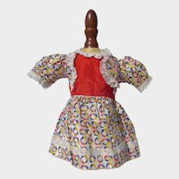 Tagged 50s Factory Original Taffeta Dress