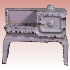 1930s Dollhouse Doll KILGORE Cast Iron Stove