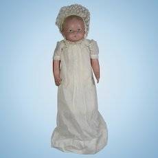 Sweet Little Vintage Martha Chase Cloth Baby Doll