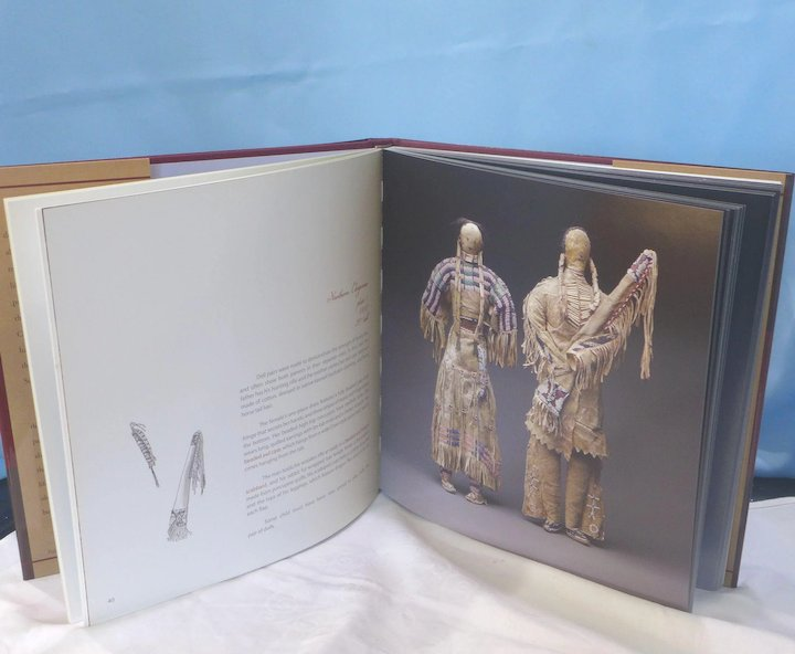 Rare Historic American Indian Dolls Book Forrest Fenn OOP