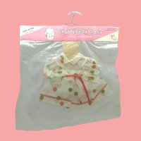 MIP Chatty Baby Dress By Ardee Take a Tog Doll clothes 15-16""
